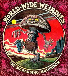 Ken Reid - World Wide Weirdies 31