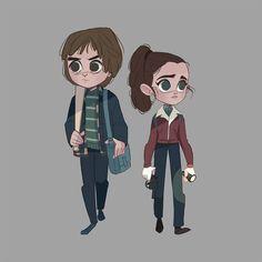 Steve and Nancy | Stranger Things Follow @ pin addict