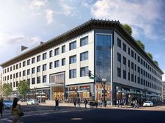 old sears building. Proposed Uptown Oakland Food Hall Is Hilarious Millennial Bait - Eater SF