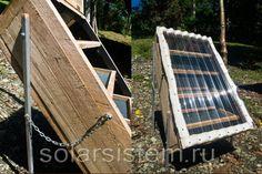 solar fruit dryer Солнечная сушилка для фруктов