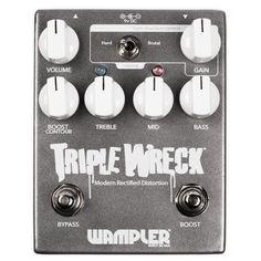 Wampler Pedals - Triple Wreck - Wampler Pedals