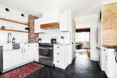 The Little Living Blog: The Chesterfield Cottage (1,000 Sq Ft)