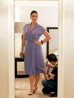 Платье - выкройка № 139 из журнала 2 2011 Burda – выкройки платьев на ce50aa81a8f