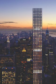2nd Tallest building in NYC by ikwt