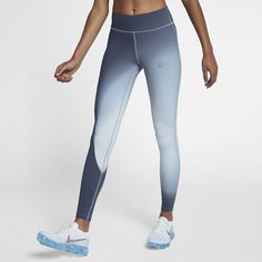 Nike Epic Lux Women's Printed Running Tights Nike Workout, Workout Shoes, Workout Wear, Workout Leggings, Women's Leggings, Workout Style, Sport Outfits, Casual Outfits, Running Tights