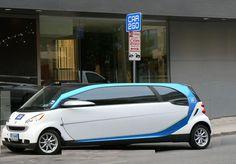 Stretch Smart Car !