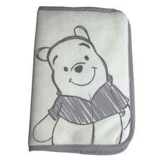 Winnie New protège carnet de santé Beige de Disney Baby