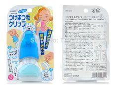 Bonito cosméticos cílios cílios falsos clipe aplicador Tunoscope charme acessórios, Ferramentas de maquiagem DIY alishoppbrasil