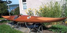 Night Heron Gallery | Guillemot Kayaks - Small Wooden Boat Designs