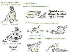 Ejercicios para Mejorar la Salud de la Tiroides