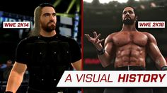 The Evolution of Seth Rollins in WWE Games (A visual History) W/ WWE 2K18! - http://newsaxxess.com/the-evolution-of-seth-rollins-in-wwe-games-a-visual-history-w-wwe-2k18/
