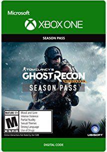 c423496f53d5 Tom Clancy s Ghost Recon Wildlands  Season Pass - Xbox One Digital Code