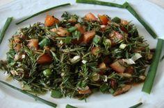 Zahter Salatası Tarifi (Hatay)