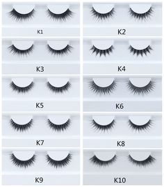 Wholesale price top quality 3D real mink false lashes OEM private label