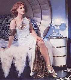 Patti LuPone as Reno Sweeney in Anything Goes <3