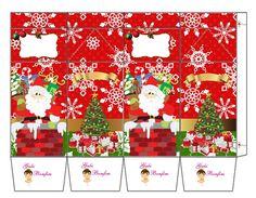 41 Melhores Imagens De Caixas De Natal Caixas De Natal Caixas