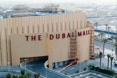 The Dubai Mall is the world's largest shopping mall based on total area and sixth largest by gross leas able area. Located in Dubai, United . Dubai Shopping, Dubai Mall, Shopping Malls, Abu Dhabi, Visit Dubai, Dubai Travel, Grand Mosque, Sharjah, Most Visited