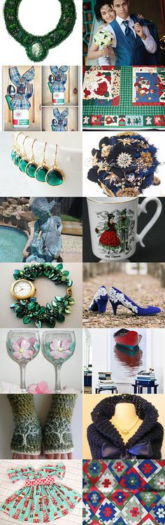 A Joyful Mix of Colors by Jennifer Burrell on Etsy--Pinned with TreasuryPin.com #novemberfinds