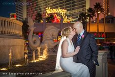 #LasVegasPhotoTour #VegasWeddingPhotos #LasVegasWedding #LasVegasStripWeddingPhotos #ExceedPhotography