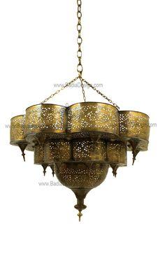 Badia Design Inc Store - Brass Chandelier CH006, $1,600.00 (http://www.badiadesign.com/brass-chandelier-ch006/)