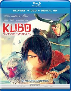 KUBO And The Two Strings Is One Of the Best Holiday Gifts #KUBOmovie