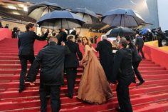 Isabelle Huppert at Cannes Film Festival 2012-
