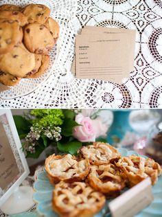 Dessert Party# mini pies