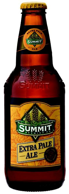 My all-time favorite beer: Summit EPA. I wish we got it on the east coast!