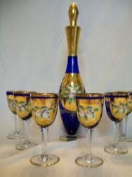 Image result for bohemian decanter