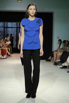 Pierre Cardin Couture Fall 2016 [photos]   WWD