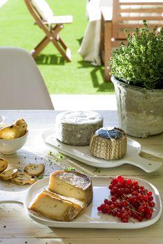 Tablilla para cocinar de porcelana. Medidas 28,5 cm x 14 x 3 cm. #Menaje #porcelana #Cocina #Comedor #jardin