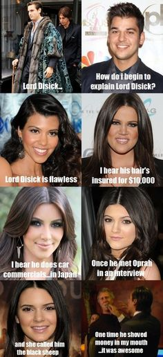 Hahahahah nothing like a mean girls quote with the Kardashians thrown in the mix