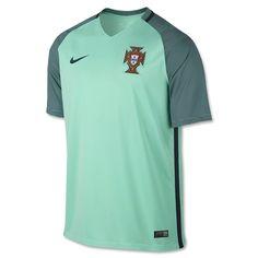 Portugal Jersey 2016/17 Away Soccer Shirt