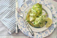 Butter Lettuce Wedges with Green Goddess Dressing//Karista's Kitchen