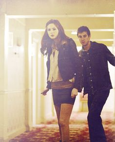 Amy and Rory, The God Complex