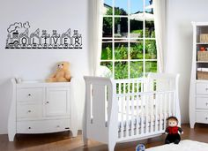 TRAIN  CUSTOM NAME Wall Art Sticker Vinyl Decal,child/kid/craft,NURSERY!!! in Home, Furniture & DIY, Home Decor, Wall Decals & Stickers | eBay!