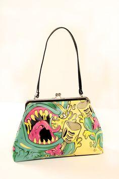 Folter MONSTER Bag: Handbags: Amazon.com