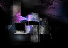 Barbie Dreamhouse in 3D by Roksanda Ilincic and SHOWstudio