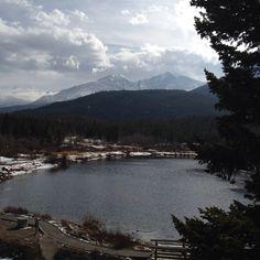 Lily Lake, outside of Estes Park, CO