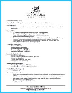 Example Server Resume Nice Sophisticated Job For This Unbeatable Biotech Resume Check .