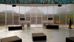 Rem Koolhaas/OMA: Pavilhão Serpentine Gallery, Londres - ARCOweb