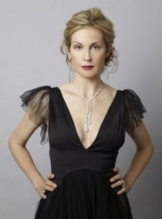 Lily Van der Woodson played by Kelly Rutherford