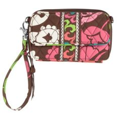 Vera Bradley.com  I love this new All in One Crossbody  bag in Lola- new for Fall 2013!!!!!