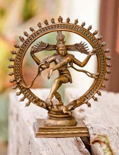 Shiva Nataraj Statue #brass #shiva #statue