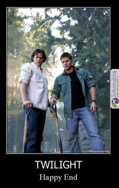 Supernatural vs. Twilight