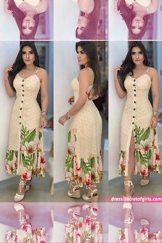 Sexy Evening Dress, Evening Dresses, Summer Dresses, Nice Dresses, Casual Dresses, African Wear Dresses, Dress Outfits, Fashion Outfits, Kurti Designs Party Wear