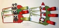stampin up christmas tags - Google Search