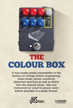 JHS Colour Box WANT.