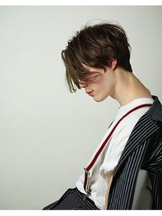 ジェンダーレス外国人風ミディショート:L003382839|グリコ(grico)のヘアカタログ|ホットペッパービューティー