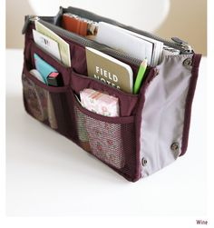 Love these purse organizers